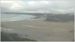 Great Western Beach webcam in Newquay, Cornwall by Belushis.   Streaming Webcam