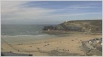 Portreath webcam by the Parish Tram Surfcam people…Straming webcam