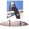 Stikup stick surfboard on wall