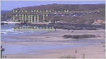 Gwithian Beach webcam/surfcam by the Sloop Inn, St Ives